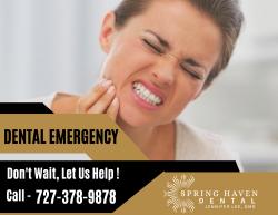 Same-Day Exigency Dental Services