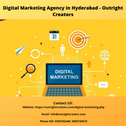 Hire The Best Digital Marketing Agency in Hyderabad – Outright Creators