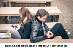 Does Social Media Really Impact A Relationship?