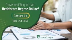 Earn the MBA: Healthcare Management Degree