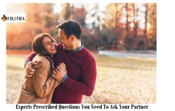 Experts Prescribed Questions You Need To Ask Your Partner