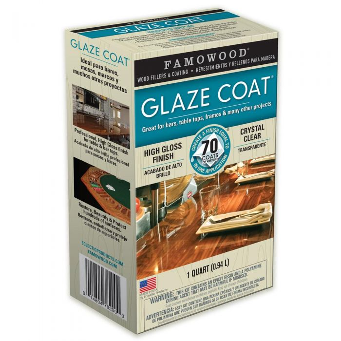 Buy Famowood Clear Glaze Coat