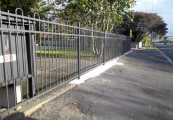 Commercial Fence Hamilton
