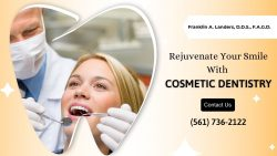 Get a Perfect Smile with Cosmetic Dentistry