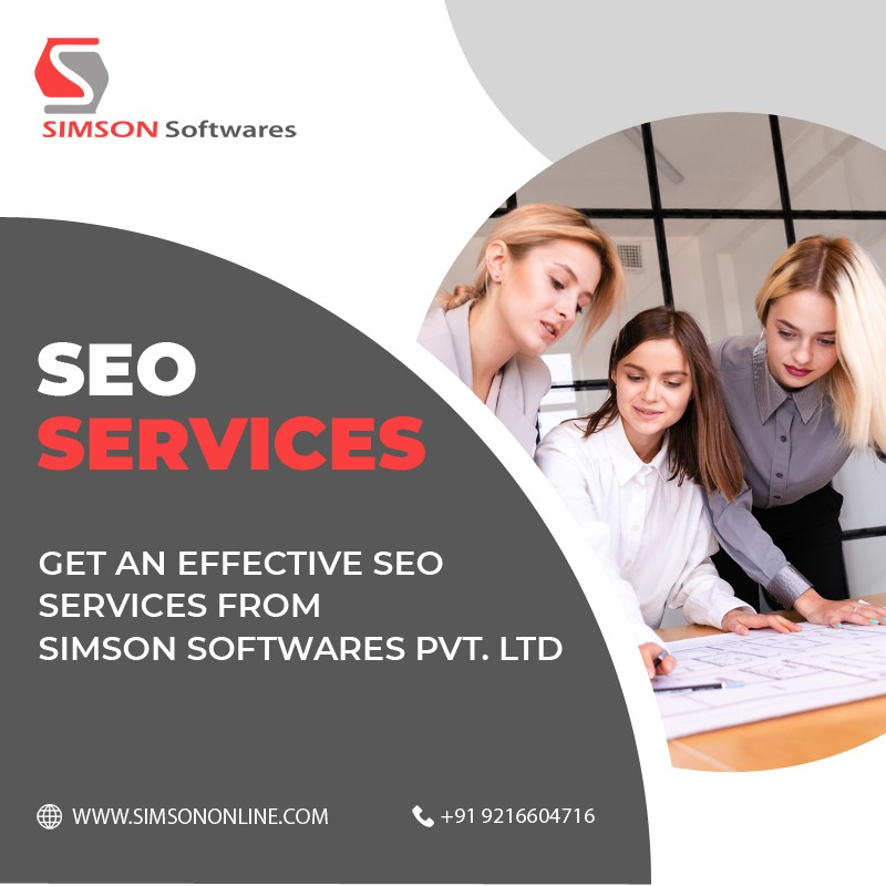 Get an Effective SEO Services from Simson Softwares Pvt. Limited