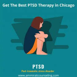 Contact The Best PTSD Therapists in North Chicago Ammirati Counseling