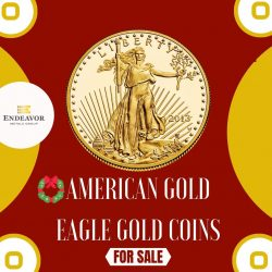 Gold Eagle Coins for Investment