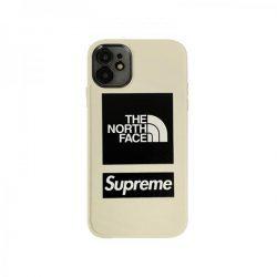 シュプリーム ノースフェイスコラボ iPhone12/12pro/12 pro maxケース Supreme North Face iPhone12ミ ...