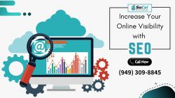 Grow Traffic and Increase Revenue With SEO Services!