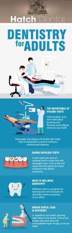 Hatch Dental – Adult Dentistry Specialist in Reedsburg, WI