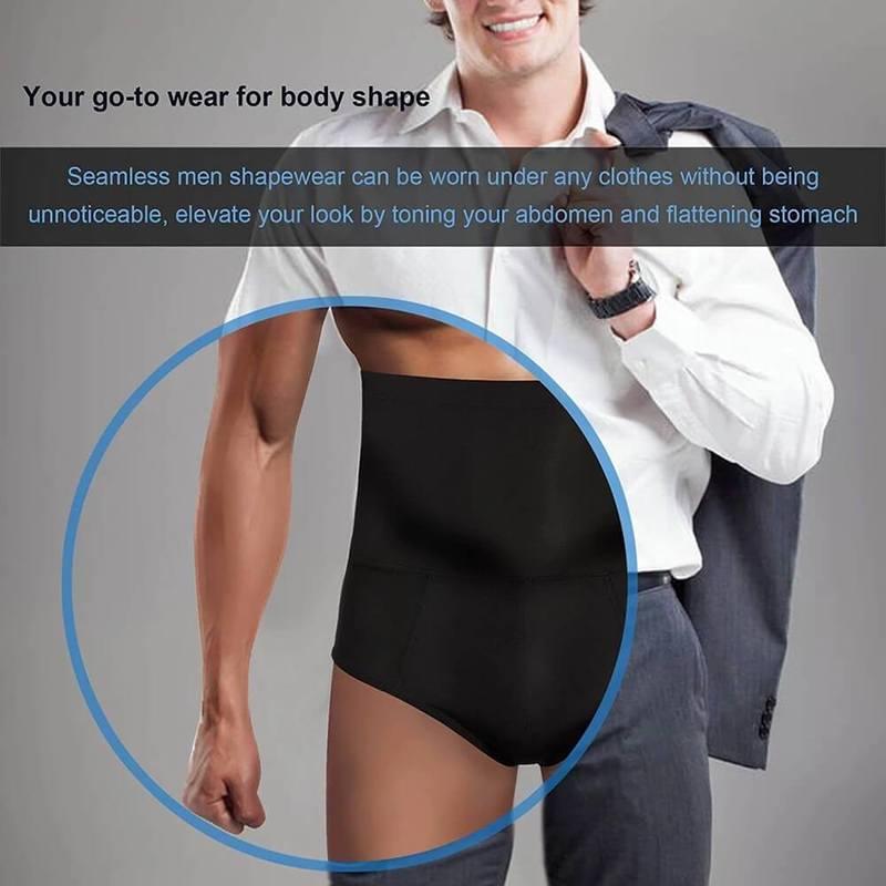 High Waist Compression Underwear – BRABIC