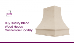 Buy Quality Island Wood Hoods Online from Hoodsly