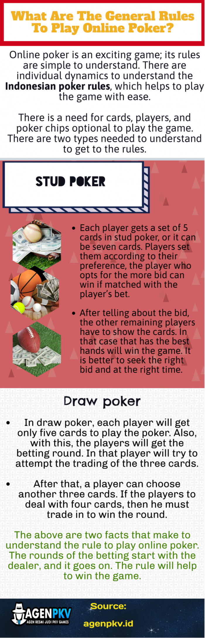 Benefits Of Playing Poker Online