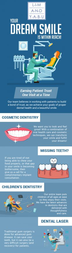 Choose Lim and Yabu for Quality Dental Treatments in Oakland, CA