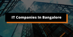 IT company in Bangalore