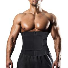 Junlan Men Sweat Waist Trainer Sauna Belt