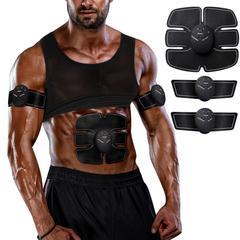 Junlan Unisex Muscle Fitness Abdomen Stimulator