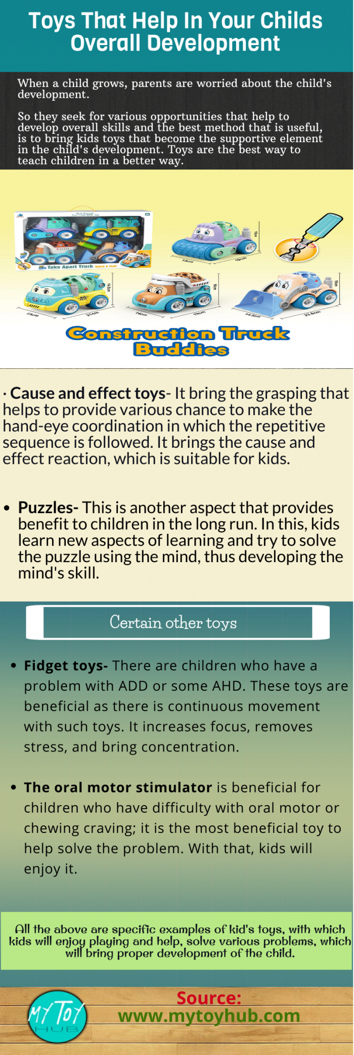 Buy Toys For Your Kids Online