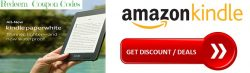 Purchase The All-new Amazon Kindle Devices By Redeem Discount & Deals