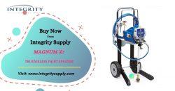 Magnum X7 Electric TrueAirless Paint Sprayer