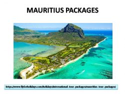 MAURITIUS PACKAGES | Fly For Holidays