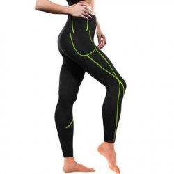 Fat Burning Sauna Pants with Side Pocket