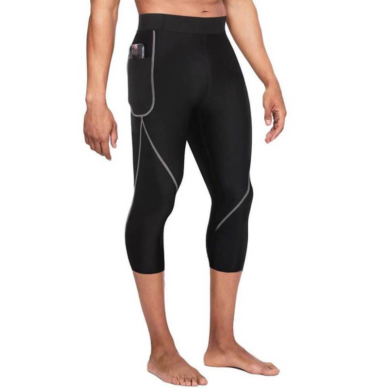 Men Hot Sauna Yoga Sports Pants – BRABIC