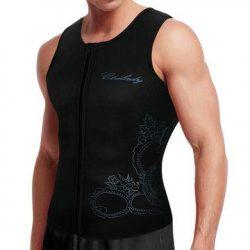Men's Neoprene Vest Sleeveless Workout Top