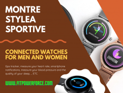 Montre Stylea Sportive-Fit Power Force