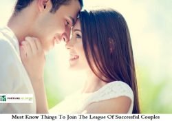 Must Know Things To Join The League Of Successful Couples