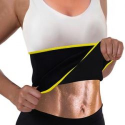 Neoprene Sauna Women Waist Trainer Trimmer Belt – Nebility