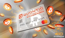 Quontic Becomes First FDIC-Insured Bank to Launch Bitcoin Rewards Program