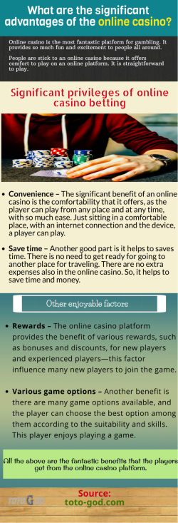 The Targeted Audience Of Online Poker Websites