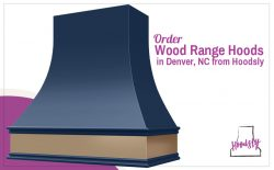 Order Wood Range Hoods in Denver, NC from Hoodsly