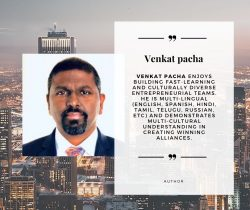 Venkat Pacha – Best Business Tips
