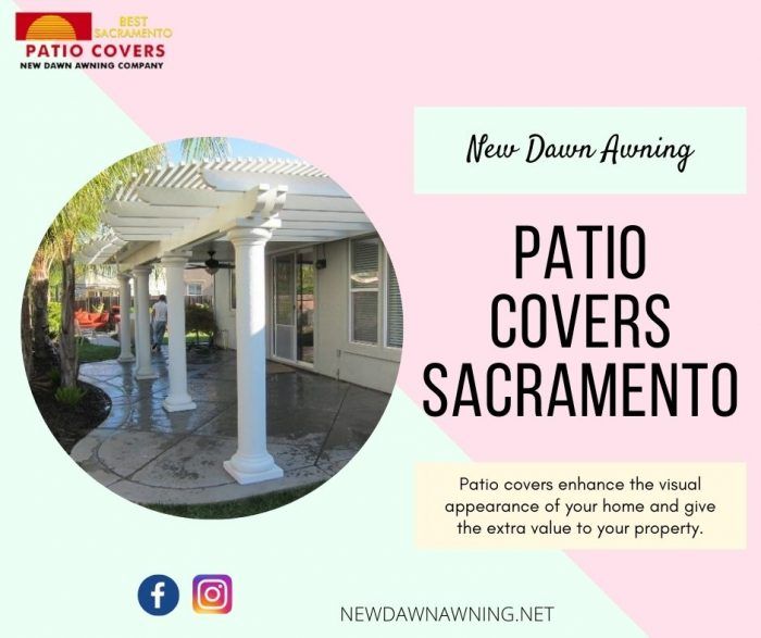 Best Patio Covers Sacramento Services