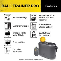 BALL TRAINER PRO | DOGTRA