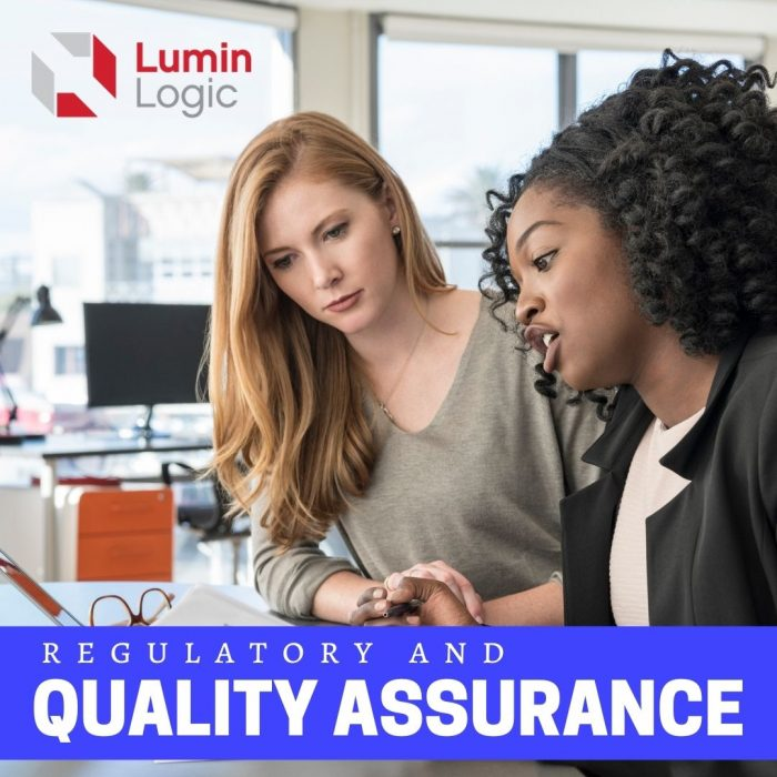 Quality Support to Maintain Compliance