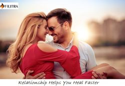 Relationship Helps You Heal Faster