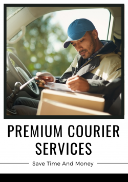 Reliable & Friendly Courier Company
