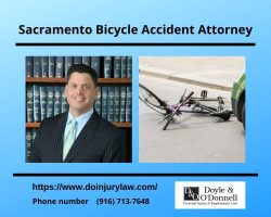 Sacramento Bicycle Accident Attorney