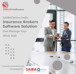 SAIBAOnline India – Insurance Brokers Software Solution that Manage Your Work Well