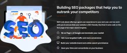 Building SEO packages that help you to outrank your competitors