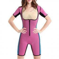 Women's Full Body Shaper Sport Sweat Neoprene Bodysuit