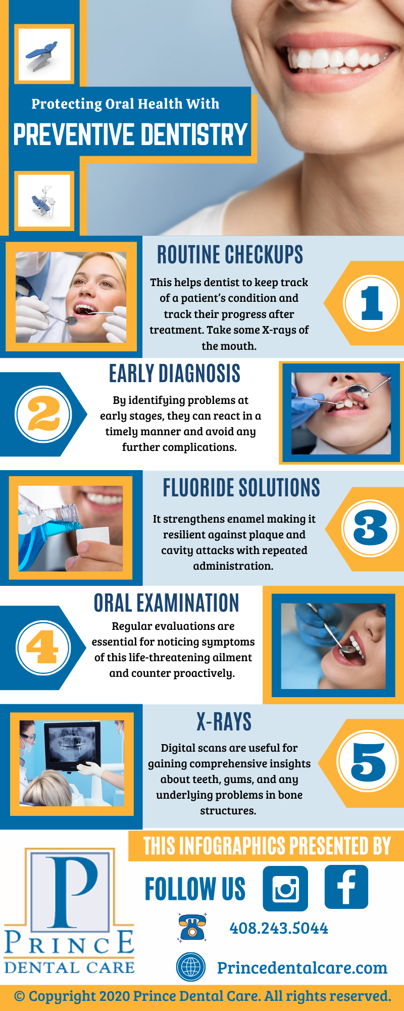 Take Care of Your Oral Health