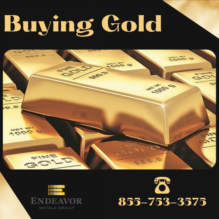 The Best Option for Purchasing Gold