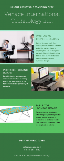 Types of Ironing Boards and Their Advantages