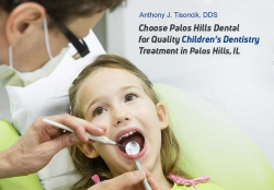 Choose Palos Hills Dental for Quality Children's Dentistry Treatment in Palos Hills, IL