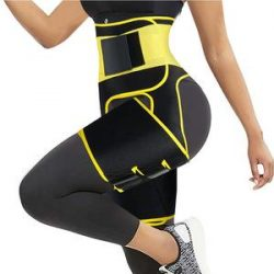 Waist Trainer For Women 3 In 1 Thighs Trimmer Bands – Nebility