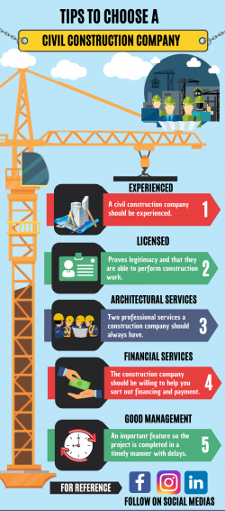 What is Civil Construction Service?